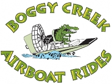 Boggy Creek Airboat Rides West