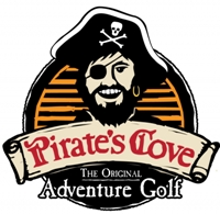 Pirate's Cove Adventure Golf Orlando