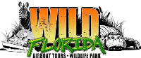 Orlando's ONLY Everglades Airboat Tour & Wildlife Park